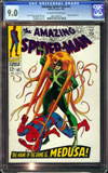 Amazing Spider-Man #62 CGC 9.0 ow/w
