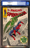 Amazing Spider-Man #64 CGC 9.6 ow/w