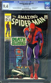 Amazing Spider-Man #75 CGC 9.4ow