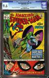 Amazing Spider-Man #94 CGC 9.6 ow/w