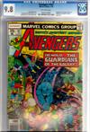 Avengers #167 CGC 9.8 ow