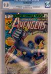 Avengers #184 CGC 9.8 ow
