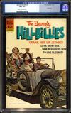 Beverly Hillbillies #2 CGC 9.6 cr/ow