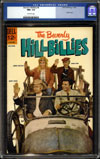 Beverly Hillbillies #8 CGC 9.6 ow