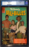 Beverly Hillbillies #9 CGC 9.4 ow File Copy