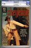 Cheyenne #15 CGC 9.6 ow/w File Copy