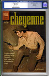 Cheyenne #17 CGC 9.6 ow/w
