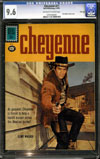 Cheyenne #21 CGC 9.6 ow/w File Copy