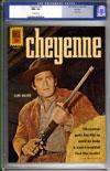 Cheyenne #25 CGC 9.6 ow File Copy