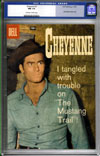 Cheyenne #7 CGC 9.4 ow/w