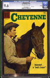 Cheyenne #8 CGC 9.6 ow/w File Copy