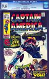 Captain America #129 CGC 9.6 w
