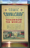 Comic Cavalcade Giveaway #1 CGC 8.0 cr/ow Special Edition