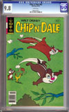 Chip 'n' Dale #62 CGC 9.8 w