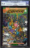 Crisis on Infinite Earths #12 CGC 9.8w