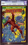Daredevil #100 CGC 9.8 ow/w