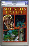 Death Rattle #3 CGC 9.6ow/w