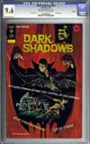 Dark Shadows #18 CGC 9.6 ow/w File Copy