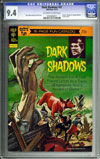Dark Shadows #23 CGC 9.4 ow/w