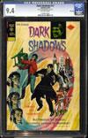 Dark Shadows #27 CGC 9.4 ow File Copy