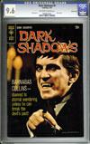 Dark Shadows #4 CGC 9.6 ow/w Pacific Coast