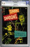 Dark Shadows #6 CGC 9.6 ow/w Pacific Coast