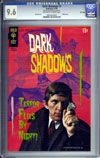 Dark Shadows #7 CGC 9.6 ow/w File Copy