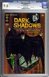 Dark Shadows #8 CGC 9.8 ow File Copy