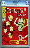 Fantastic Four #75 CGC 9.8 ow/w Valparaiso Collection