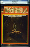 Vampirella #8 CGC 9.8ow/w